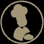 Icon Serviceleistung Baking Center & Geschmacksentwicklung